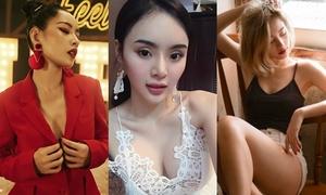 10 hot girl Việt chuyển hướng sexy thành công