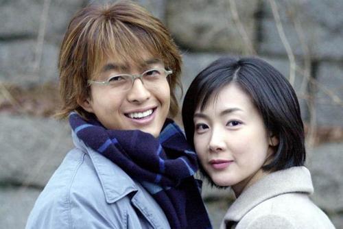 Bae Yong Joon thuở còn gây thương nhớ trongChuyện tình mùa đông.