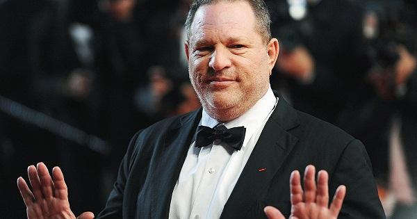 Ông trùm giải trí Harvey Weinstein