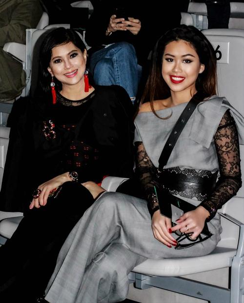 Thảo Tiên sành điệu xứng tầm rich kids tại Milan Fashion Week - 5