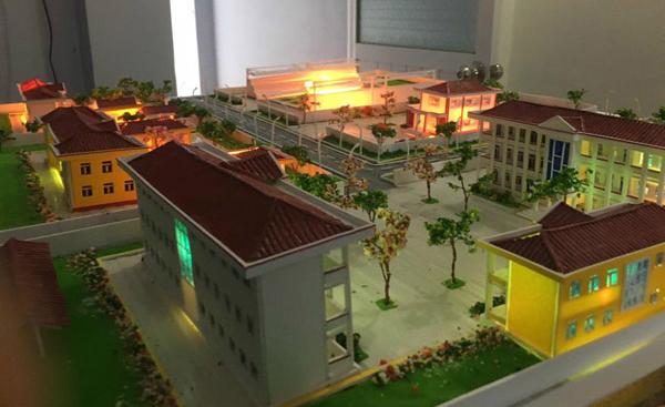 Bộ sưu tập mô hình sân vận động giống y bản gốc của 9x Việt - 11