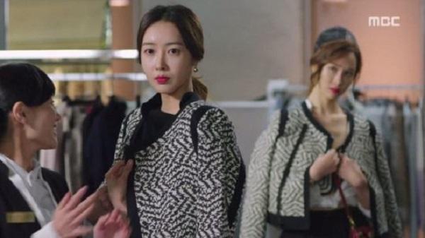 Style sang chảnh như con nhà giàu trong dram Hàn - 6