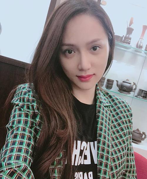 Nhan sắc khi rũ phấn son của Hương Giang và các thí sinh Hoa hậu chuyển giới - 2