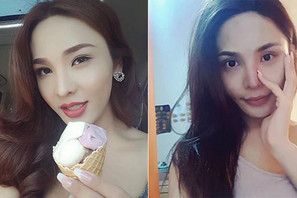 Nhan sắc khi rũ phấn son của Hương Giang và các thí sinh Hoa hậu chuyển giới - 6