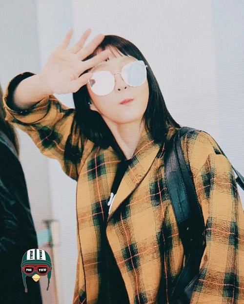 Sự đáng yêu của Hye Rin khiến fan vô cùng thích thú.