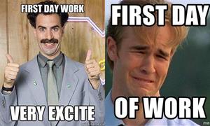 Chuẩn bị gì cho ngày đầu tiên đi làm?