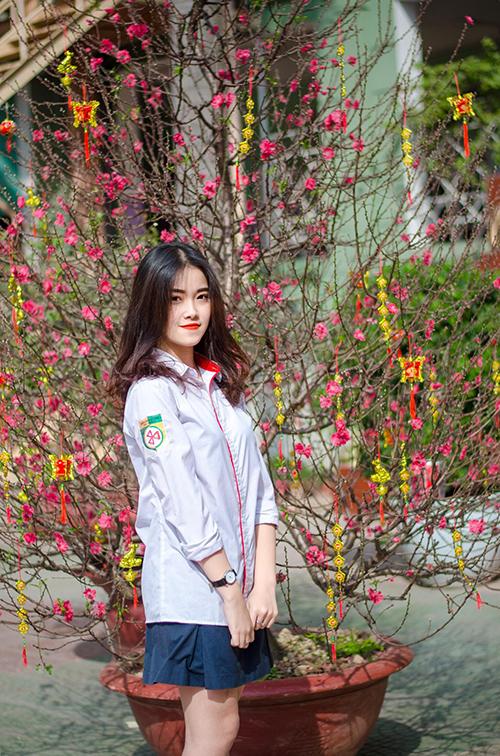 Hot boy, hot girl trường Nguyễn Bỉnh Khiêm so kè độ hot - 10