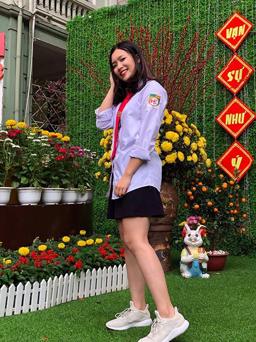 Hot boy, hot girl trường Nguyễn Bỉnh Khiêm so kè độ hot - 7
