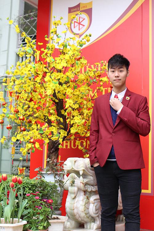 Hot boy, hot girl trường Nguyễn Bỉnh Khiêm so kè độ hot - 4