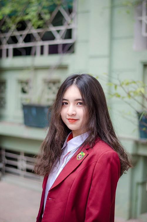Hot boy, hot girl trường Nguyễn Bỉnh Khiêm so kè độ hot - 11