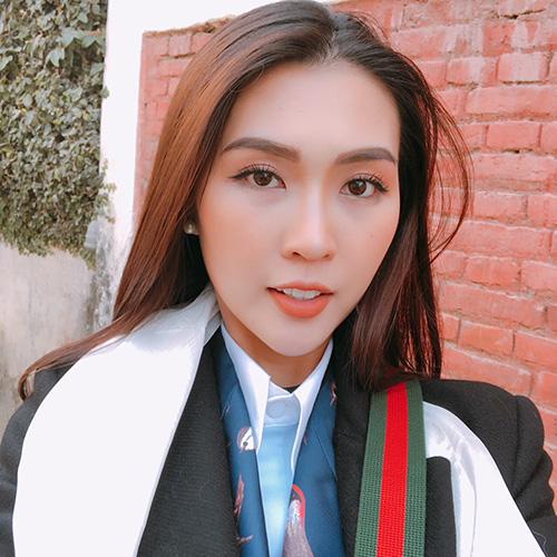Tường Linh du lịch Nepal cùng cô bạn thân tại Hoa hậu Liên lục địa - 8