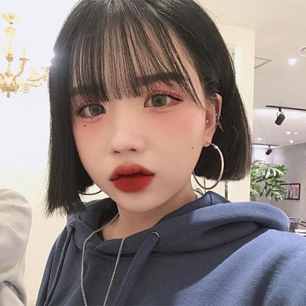 Các hot girl Hàn ngày càng kém xinh vì mê thẩm mỹ, trang điểm đáng sợ - 2