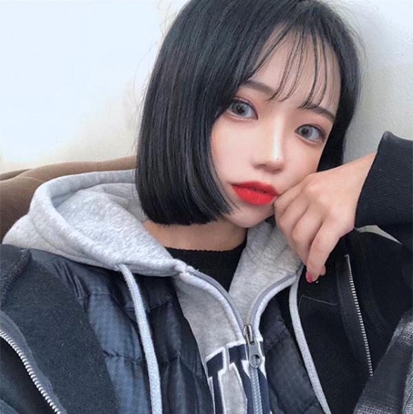 Các hot girl Hàn ngày càng kém xinh vì mê thẩm mỹ, trang điểm đáng sợ - 4