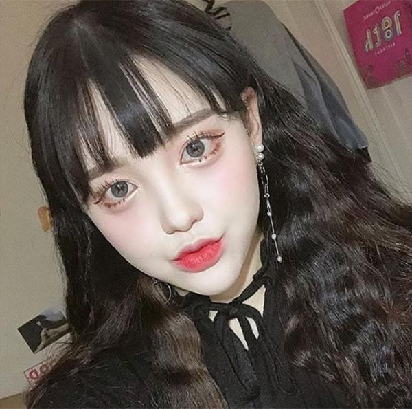 Các hot girl Hàn ngày càng kém xinh vì mê thẩm mỹ, trang điểm đáng sợ - 5