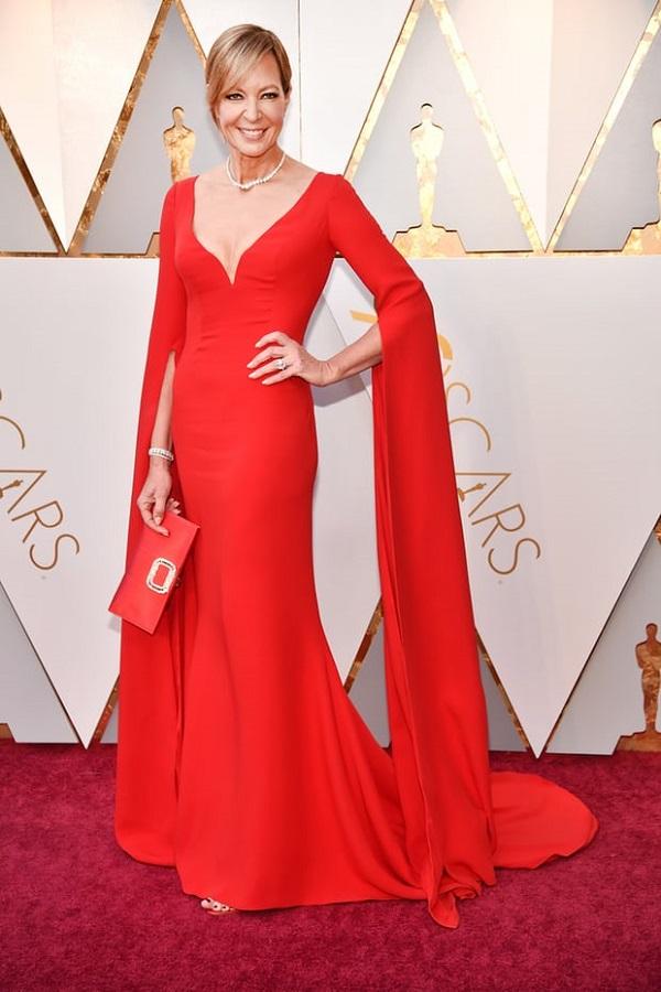 Nữ diễn viên Allison Janney tranh giải Oscar cho hạng mục Nữ phụ xuất sắc nhất với vai diễn trong phim I, Tonya.