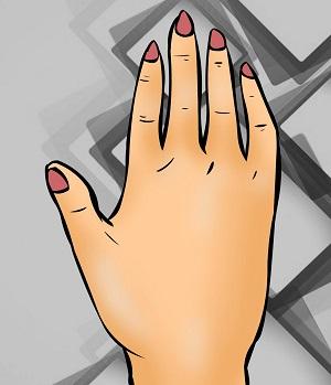 Bói vui: Thuật xem tướng sẽ chỉ rõ bạn là ai qua hình dáng bàn tay - 1
