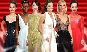 Mỹ nhân được trả hàng trăm tỷ đồng để mặc đồ đẹp dự Oscar