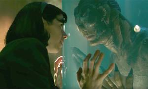 'The shape of water' - bộ phim nhiều tranh cãi về tình yêu giữa người và thủy quái giành Oscar