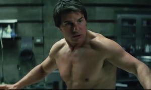 Tom Cruise nhận giải 'nam chính tệ nhất' vì phim 'Xác ướp'