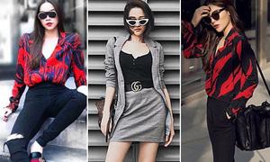 Sao Việt chào hè với street style đẳng cấp, phủ đầy hàng hiệu