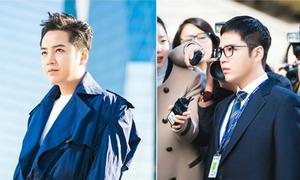 Bị chê béo như 'ông chú', Jang Geun Suk lột xác thành mỹ nam trong phim mới
