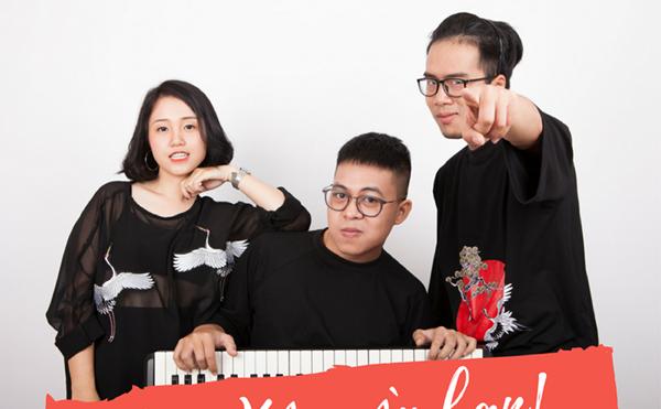 Nhóm Lộn Xộn Band.