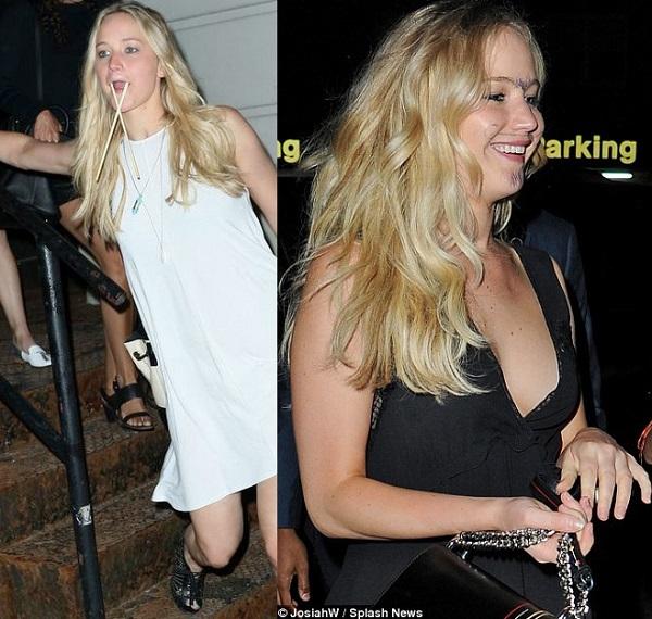 Jennifer Lawrence: cô nàng độc nhất vô nhị ở Hollywood - 2