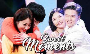 Những cặp idol quá ngọt khiến fan muốn gán ghép