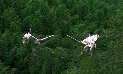 Trận chiến trong rừng trở thành đỉnh cao thẩm mỹ của Ngọa hổ tàng long - 2