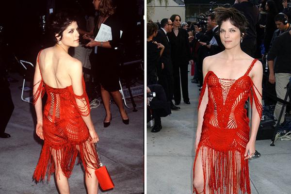 Những bộ váy hở hang gây sốc nhất lịch sử giải Oscar - 5