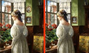 Nhanh mắt tìm điểm khác biệt trong 30 giây