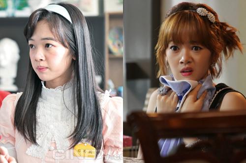 Kim Bo Mi được yêu mến nhờ vẻ ngoài nhí nhảnh, hồn nhiên.