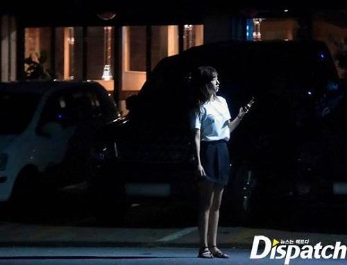 Phủ nhận chuyện hẹn hò lần 2, Park Shin Hye và Choi Tae Joon bị Dispatch tung ảnh hẹn hò - 4