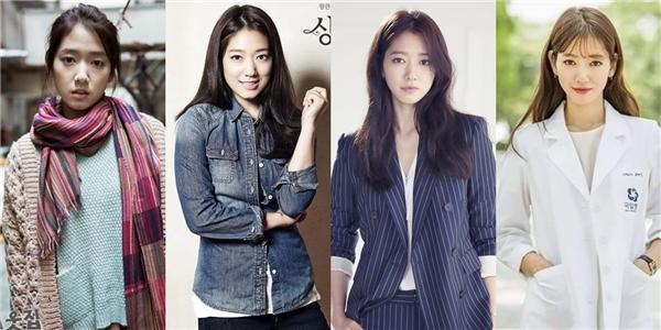 Park Shin Hye liên tục thay đổi hình tượng và gặt hái thành công trên truyền hình.