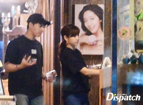 Phủ nhận chuyện hẹn hò lần 2, Park Shin Hye và Choi Tae Joon bị Dispatch tung ảnh hẹn hò