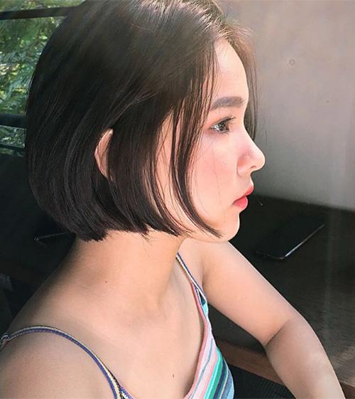 3 kiểu tóc mùa hè giúp hot girl Việt xinh như gái Hàn - 1