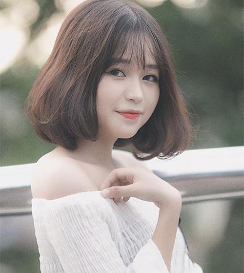3 kiểu tóc mùa hè giúp hot girl Việt xinh như gái Hàn - 5