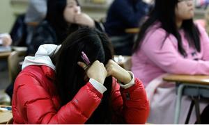 Hiện thực khắc nghiệt của cuộc sống học đường ở Hàn Quốc