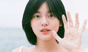 Nữ tân binh Kpop có vẻ đẹp trong veo như 'IU thứ hai'