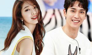 Showbiz Hàn nở rộ trào lưu yêu trai trẻ