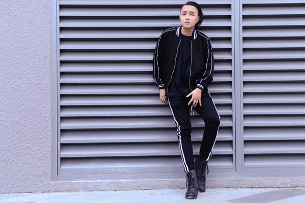 Chàng Việt kiều 9x điển trai hợp tác cùng ngôi sao hip hop T-Wayne - 3
