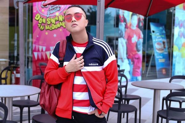 Chàng Việt kiều 9x điển trai hợp tác cùng ngôi sao hip hop T-Wayne - 5