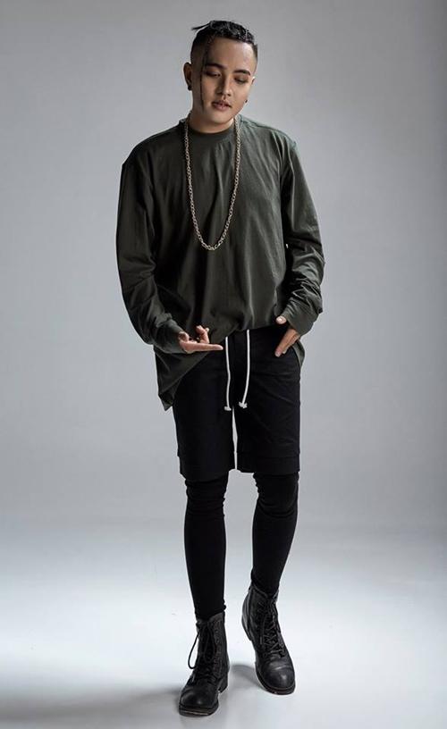 Chàng Việt kiều 9x điển trai hợp tác cùng ngôi sao hip hop T-Wayne