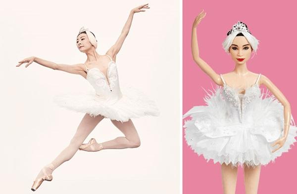 Prima Ballerina, nghệ sĩ ba lê.
