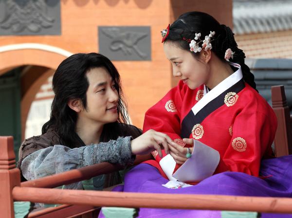 5 phim cổ trang lãng mạn nhất màn ảnh nhỏ xứ Hàn - 1