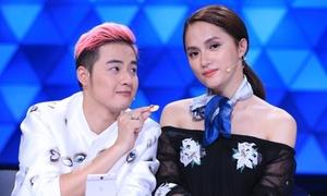 Sao Việt gửi lời chúc Hương Giang trước chung kết Hoa hậu chuyển giới