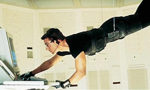 Cảnh phim để đời trong cả sự nghiệp của tài tử điển trai Tom Cruise - 2