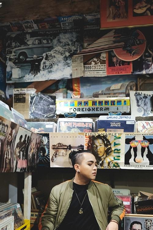 Chàng Việt kiều 9x điển trai hợp tác cùng ngôi sao hip hop T-Wayne - 7