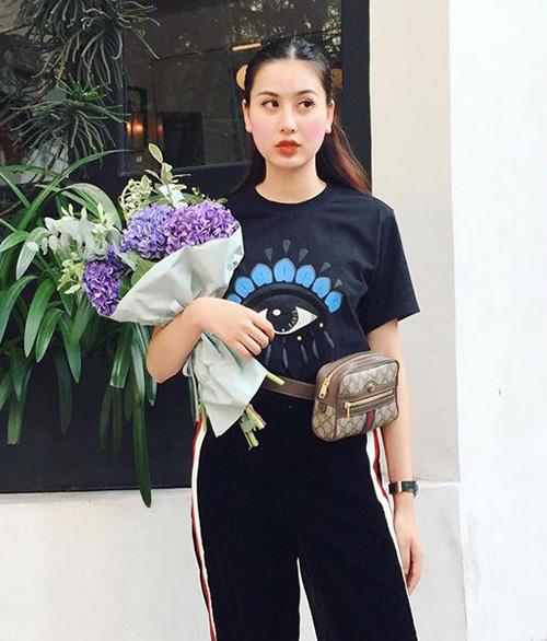 Hà Lade lại biến thành người khác sau một chuyến đi chơi Hàn Quốc