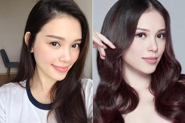 Hot girl Việt biến hình khi trang điểm kiểu Hàn và kiểu Mỹ - 5